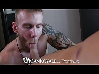 Manroyale damien michaels makes love to brenner boltons ass
