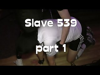 Youngmaster dominates slave 539 Pt 1 3 abuse bdsm Spank cbt whip sneakers