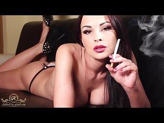 Smoking fetish 23