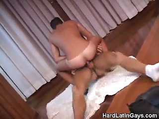 Tanlines and breeding latinos cumming