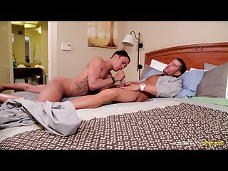 Codycummings bedtime blow
