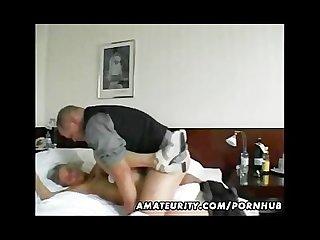 Amateur girlfriend homemade masturbates and fucks with cumshot