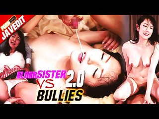 ELDER SISTER X BULLY 2.0 - JAV PMV YURI NIKAIDO