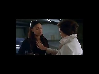 Sanaa lathan lesbian kiss hot