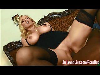 Milf Julia ann fucks huge bbc