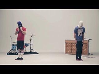 Smol bean sings while josh plays drums sick as frick