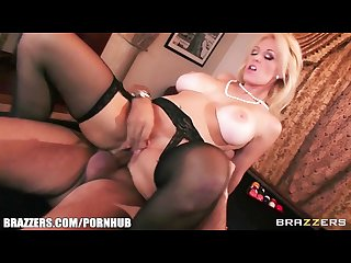 Sexy milf charlee chase gets slammed by her husband s friend
