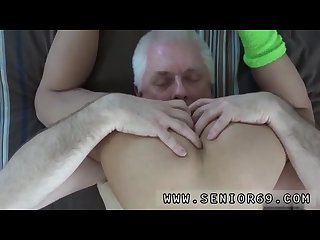 Old moms fucking and hairy and pornstar old man anal but she wants a