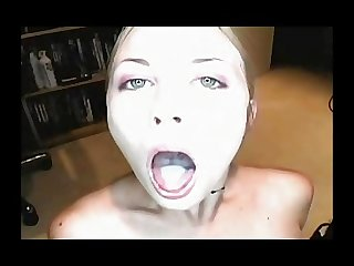 Free youporn amateur swallow