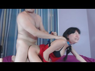 Cam spanish punishment deepthroat secretary anal