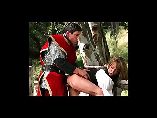 Shayla laveaux gets fucked by a knight