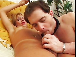 Foot Worshipping transsexuals 02 scene 4