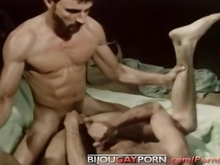 Vintage porn star al parker fucks bob blount in inches 1979
