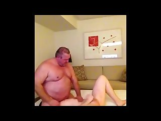 Hot muscle chub chicago wrestler in an erotic match up