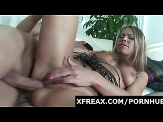 Milf enjoys young cock
