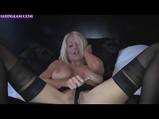 Tia layne nylon stocking sluts