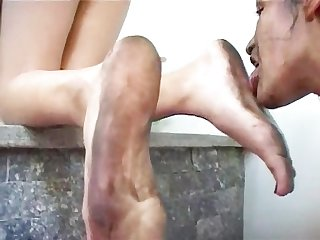 Brazil feet dirty feet humiliation