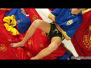 Alexboys silas short football shorts