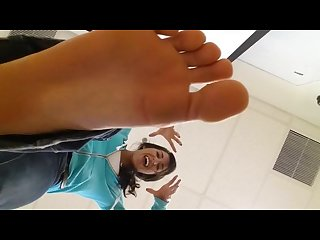 Feet jerk off challenge new set 1