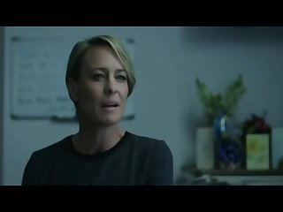 Claire Underwood Handjob Scene - House of Cards