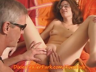 Milfy young housewife gets PLOWED and FILLED by Neighbors Husband
