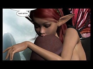 3d comic fairy episodes 1 2