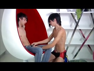 Hot emo twinks having sex