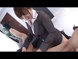 Japanese facesitting 4