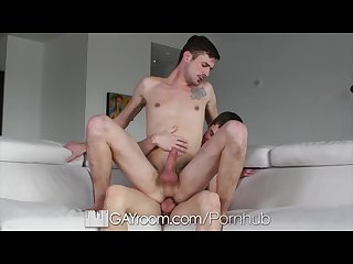 Gayroom kory houston makes it hurt so good for sean cross