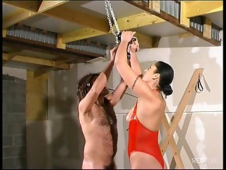 French slave does everything for mistress