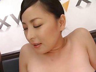 Reo matsuzaka sexy costume lady