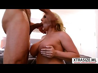 Old Not Step Mom Chrissy Monroe Fucks Hot Her Friend