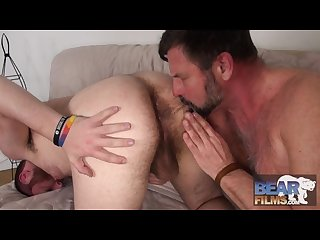 Hairy daddy chris Mine pounds colt cox Raw