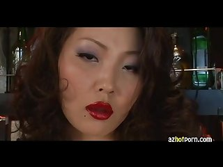 Mature asian misato colorful eroticism