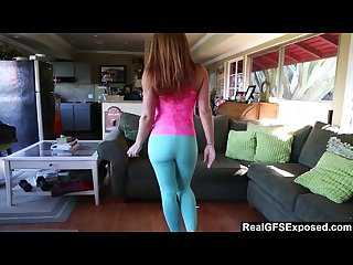 Realgfsexposed savannah makes herself cum many times