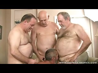 Old gay orgy