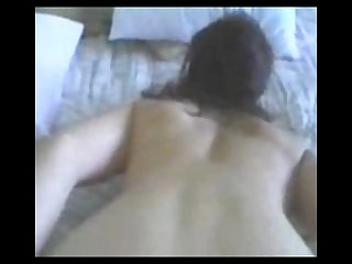 Wet squirting girlfriend anal rammed
