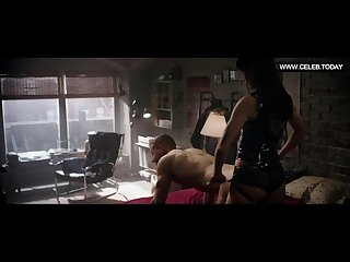 Morena baccarin funny sex scene topless riding on top deadpool 2016