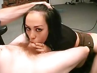 Asian deepthroat