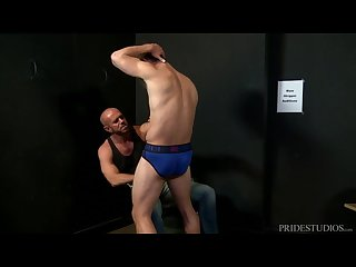 Menover30 stripper audition escalates to anal