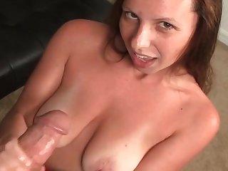 Zoe rae handjob cumshot compilation