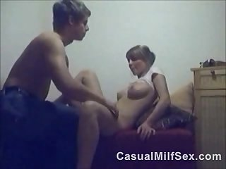 Fucking my Cousin S wife who i met on casualmilfsex dot com on hidden cam
