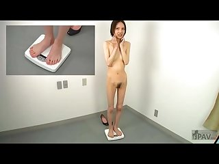 Anorexic - Weigh in