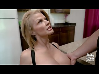 Joslyn James in StepMom\'s Protein Diet - Jerky Wives