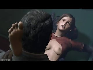 Ellie gets rammed the last of us