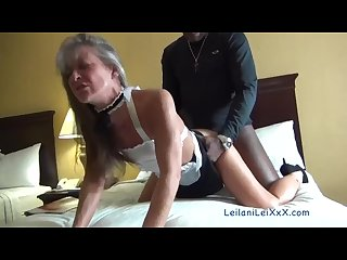 Centerfold maid vol 1 milf pounded by bbc