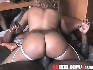 4 big tit big booty girl orgy and 2 lucky big black cocks