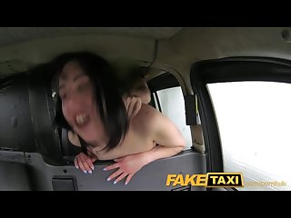 Faketaxi naughty nurse enjoys a good fucking