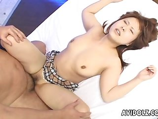 asian cuttie has a pair of cocks to try out