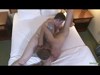 Activeduty veteran gage and sexy markie more getting it on